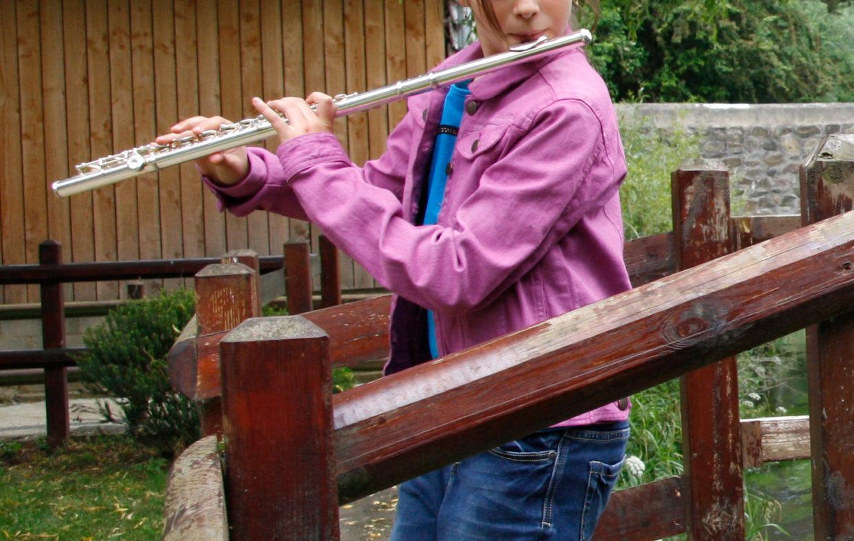 Flute-traversière