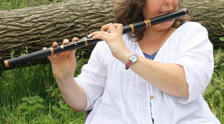Flûte-traversière-ebene