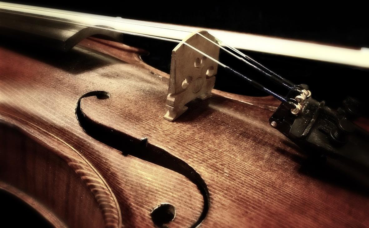 Visuel violon